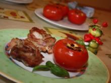Gegrillter Filet Mignon im SenfSpeckMantel - Rezept