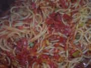 Spaghetti Johanna - Rezept