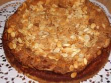 Amaretto-Käsekuchen - Rezept