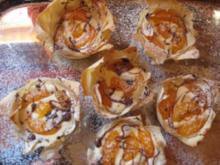 Mandarinchen-Quark-Törtchen - Rezept