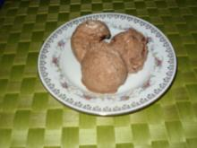 Joghurt-Sahne-Nougat-Eis - Rezept