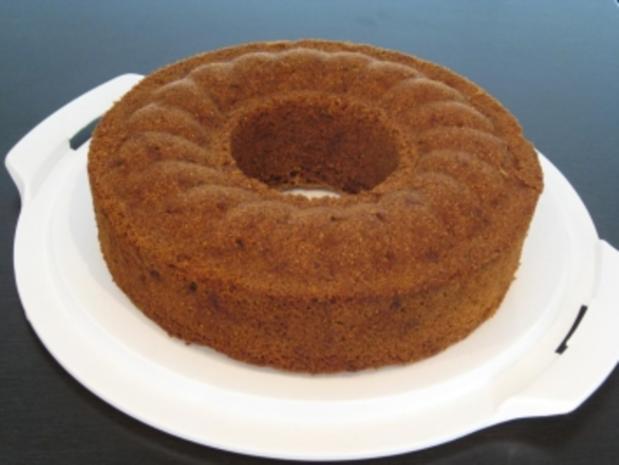 Vollkorn-Apfelkuchen - Rezept