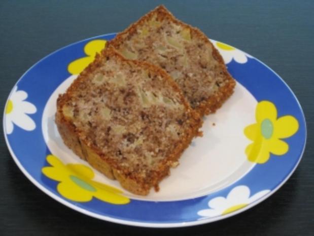 Vollkorn-Apfelkuchen - Rezept - Bild Nr. 2