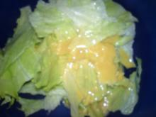 Knoblauch-Senf-Salatdressing - Rezept