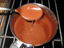 Hausgemachte Schokoladensauce - Rezept