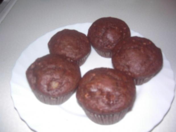 Birnen-Muffins - Rezept