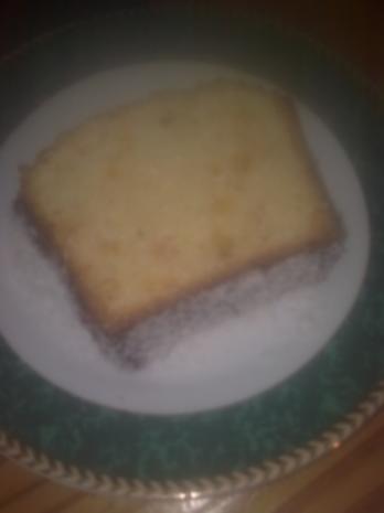 Aranzini Kokos Kuchen - Rezept