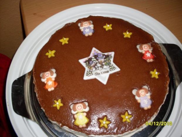Milka-Herzen-Torte - Rezept - Bild Nr. 2