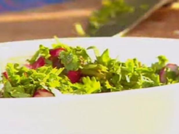 Radieschen-Salat - Rezept