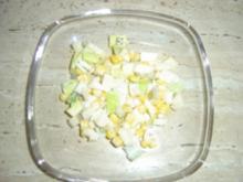 Mais-Porree-Salat - Rezept
