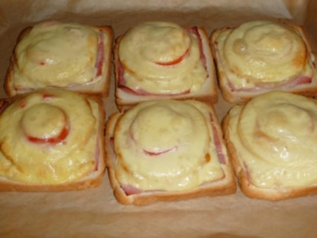 Manu's Toast Hawaii - Rezept - Bild Nr. 4