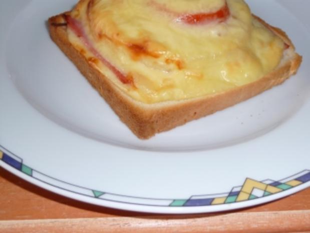 Manu's Toast Hawaii - Rezept - Bild Nr. 5