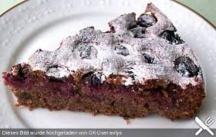 Kirsch-Schoko-Kuchen - Rezept