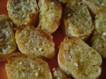 Knobi-Brot vom Grill - Rezept