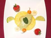 Matcha Shu Cream - Rezept