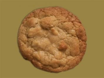 Weiße Schoko-Cookies - Rezept