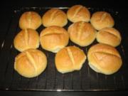 Frühstücks-Brötchen - Rezept