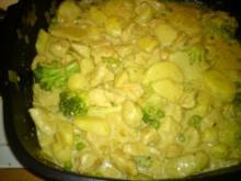 Puten-Broccoli-Geschnetzeltes - Rezept