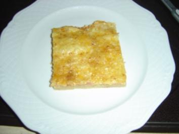 Pikantes Blech - Rezept