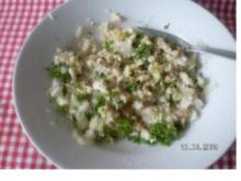 Fischfrikadellen - Rezept
