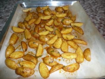 Rezept: Kartoffelecken