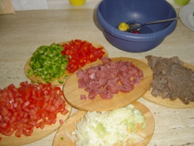 Rindfleischsalat - Rezept - Bild Nr. 4