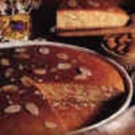 Griechischer Neujahrskuchen-Vasilopita - Rezept - Bild Nr. 3