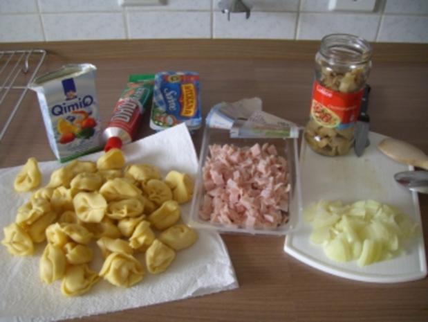 Sosse   -   Käse-Sahne-Sosse - Rezept - Bild Nr. 3
