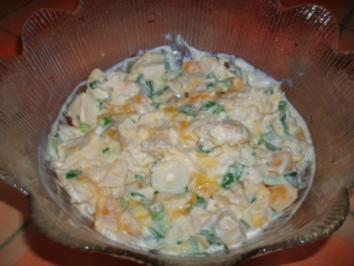 Hähnchensalat mal anders - Rezept
