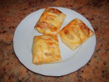 Gorgonzola-Taschen - Rezept