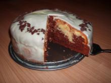 Schoko-Orangen-Kuchen - Rezept