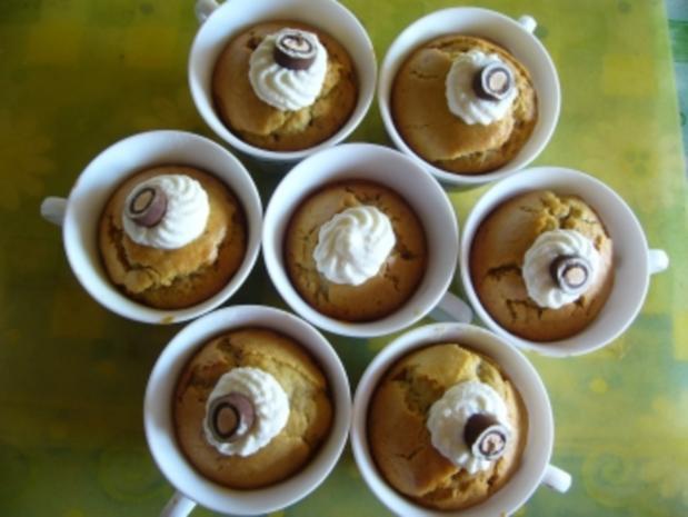 Kuchen: Kaffee-Tassenkuchen - Rezept - Bild Nr. 8