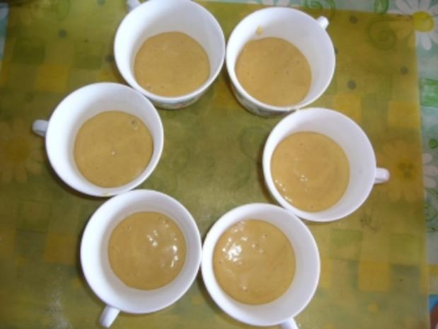 Kuchen: Kaffee-Tassenkuchen - Rezept - Bild Nr. 3