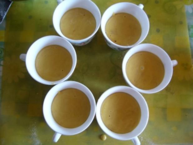 Kuchen: Kaffee-Tassenkuchen - Rezept - Bild Nr. 5