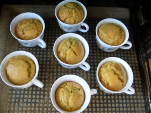 Kuchen: Kaffee-Tassenkuchen - Rezept - Bild Nr. 7
