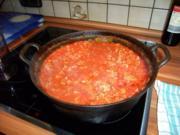 spaghetti bolognese so wie ich sie zubereite - Rezept