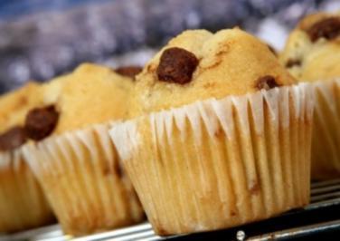 Amerikanische Choclate-Chip-Muffins - Rezept - Bild Nr. 6
