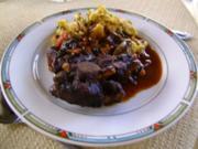 geschmorter Ochsenschwanz - Rezept