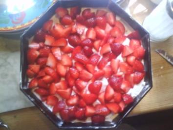 Erdbeer-Mascarpone-Traum - Rezept