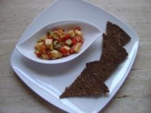 Camenbert-Salat - Rezept