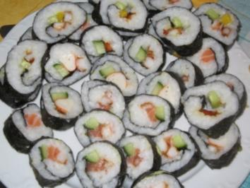 mein sushi - Rezept