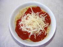 Frische Tomatensauce - Rezept