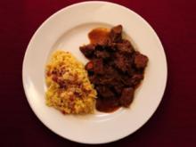 Rindergulasch spiced by Farben von Jaipur (Hansi Kraus) - Rezept
