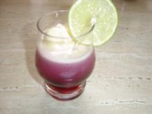 Wölkchen-Bowle - Rezept
