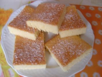 Blechkuchen - Rezept