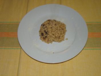 Pilz - Risotto - Rezept