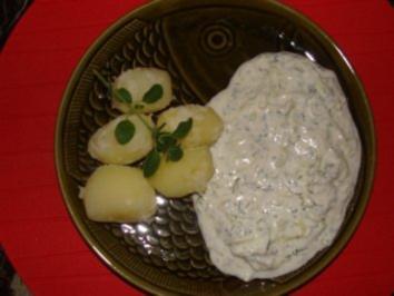 - Kretischer Tsatsikji - - Rezept