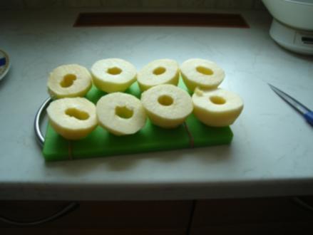 Paradies-Äpfel - Rezept