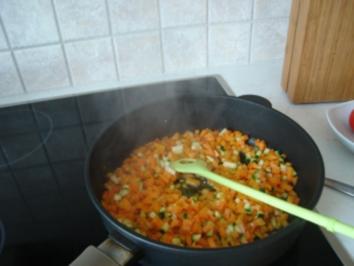 Karotten-Lasange - Rezept