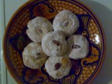 ** Ägyptisch ** Maamoul-Kekse - Rezept